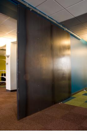 Sliding interior doors - Interior Doors At Loki Custom Furniture